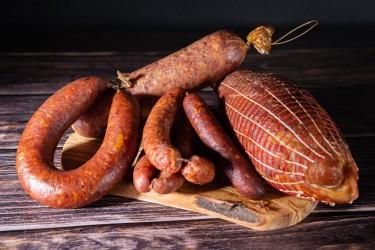 Pakket vleeswaren